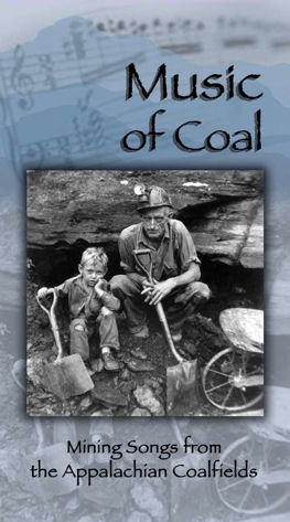Music of Coal CD Collection