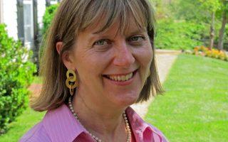 Virginia Festival of the Book program director, Jane Kulow