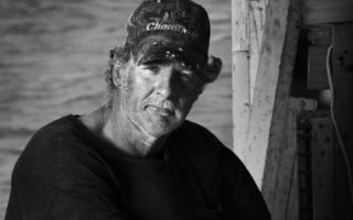 Alvin Stoops Jr., Saxis Island, VA