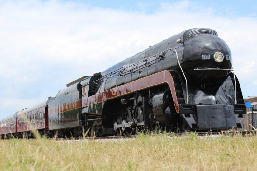 Mighty 611, courtesy VA Museum of Transportation