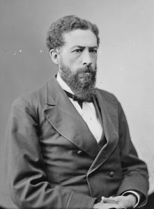 John Mercer Langston was the first African American from Virginia to serve in Congress (1890–1891). (Library of Congress)