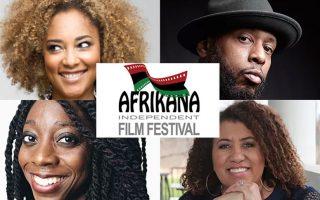 Amanda Seales, Talib Kweli, Akosua Adoma Owusu, Monique Greenwood