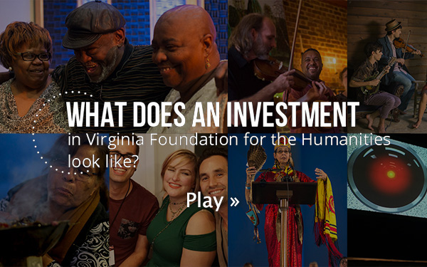 Invest in Our Shared Humanity