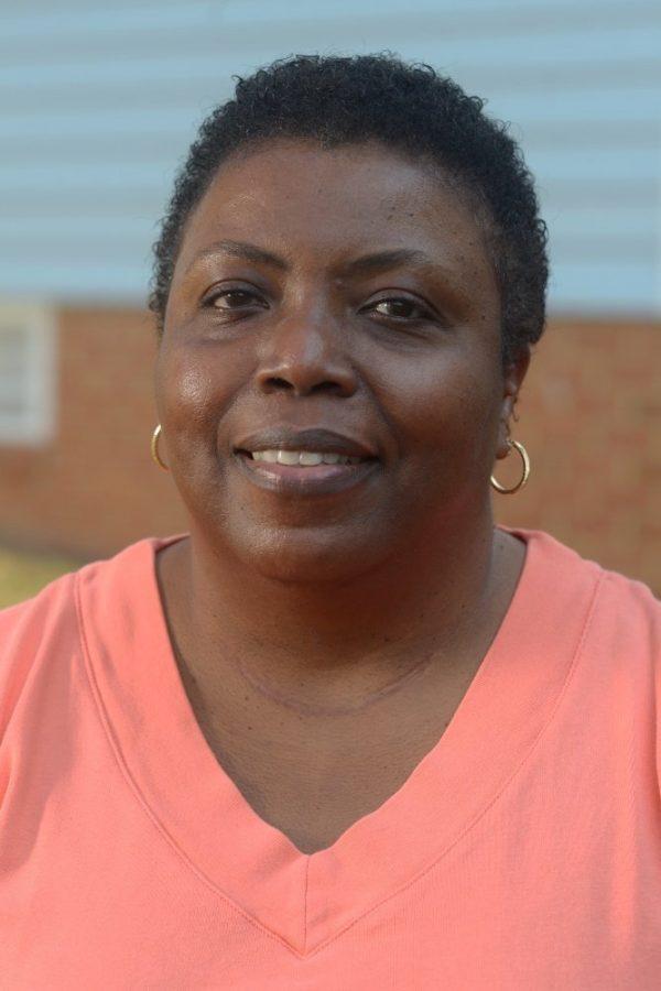 Headshot of Gail Shirley-Warren