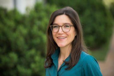 Headshot of Maggie Guggenheimer