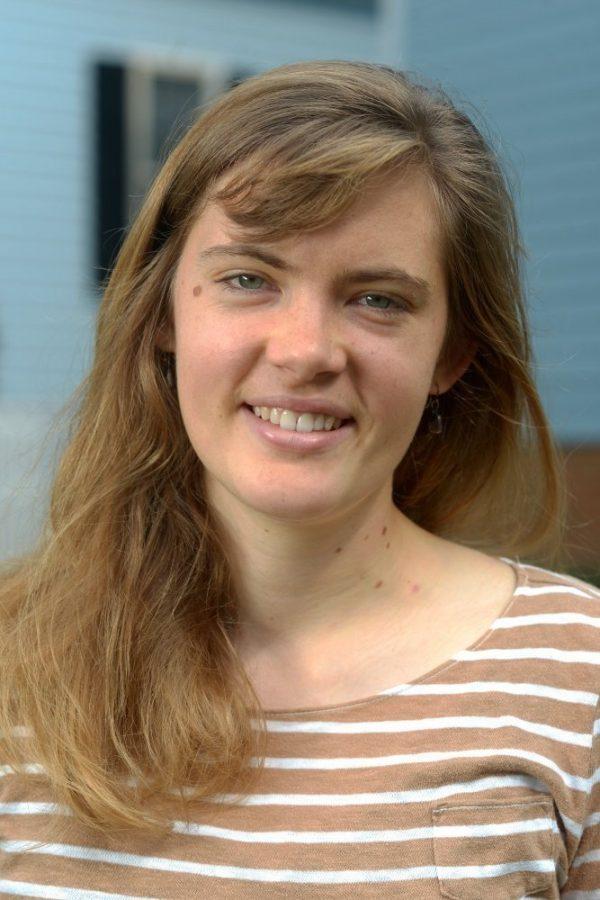 Headshot of Miranda Bennett