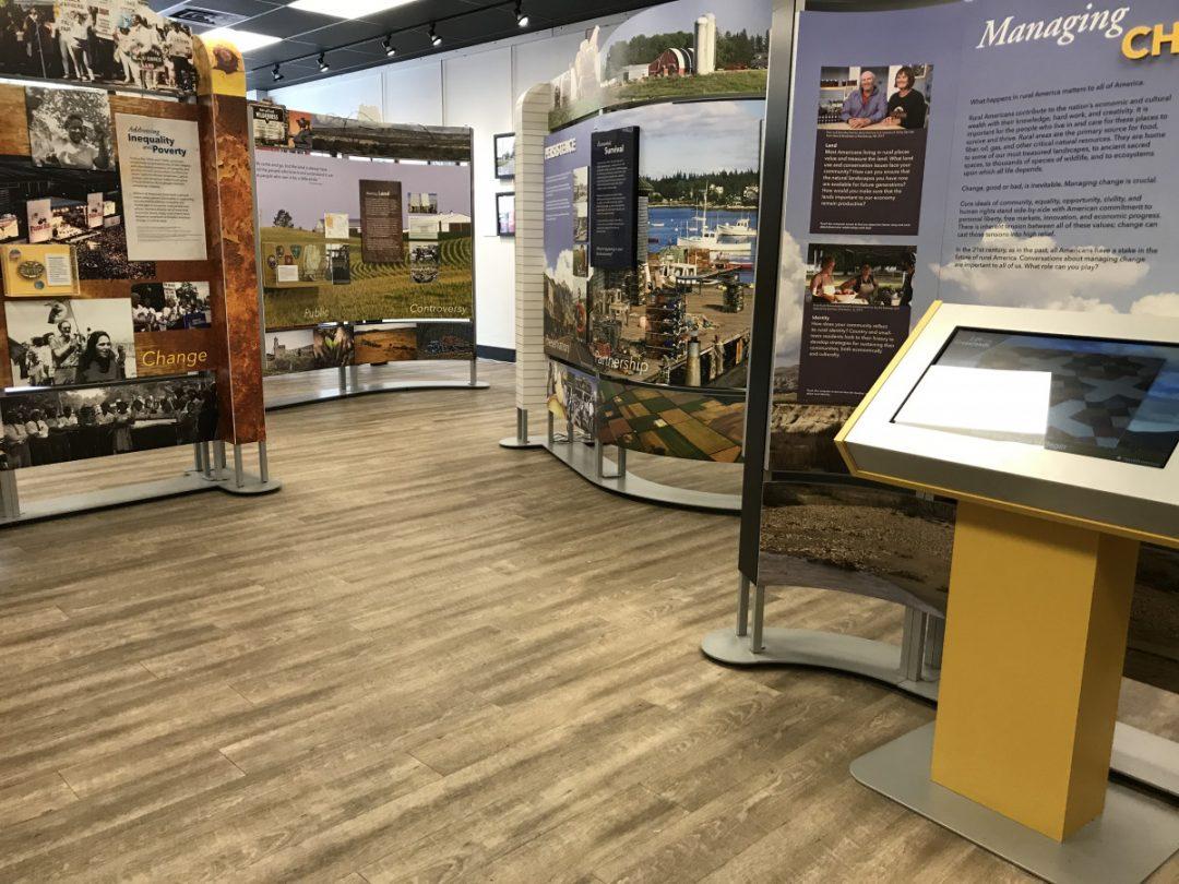 Crossroads Exhibit Panels
